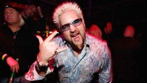 Guy Fieri Calls Brutal New York Times Review 'Ridiculous'