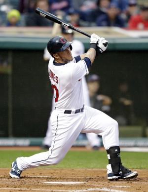 Indians place catcher Gomes on paternity list