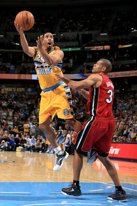 Miami Heat v Denver Nuggets