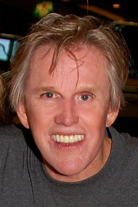 Actor and Reality star Gary Busey.