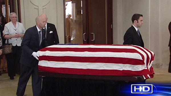 Family, friends gather to honor Jack Pardee