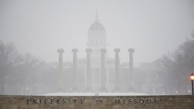 Why Didn't University of Missouri Investigate a Student's Rape Allegation?