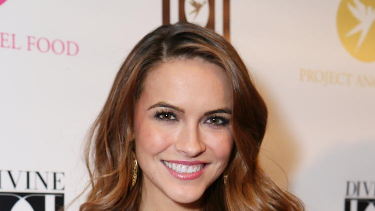 Chrishell Stause seen at the Opening Night Of Project Angel Food's Divine Design 2013, on Thursday, Dec. 5, 2013 in Los Angeles. (Photo by Alexandra Wyman/Invision for Project Angel Food/AP Images)