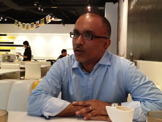 An outcry over academic freedom in Singapore has been sparked after outspoken professor for journalism Cherian George in Nanyang Technological University was denied tenure (Yahoo! file photo)