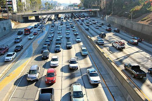 The Commute: The Worst Day and Time to Drive on Every Los Angeles Freeway
