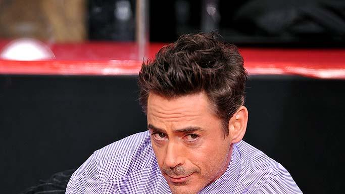 Downey Jr Robert HWOF