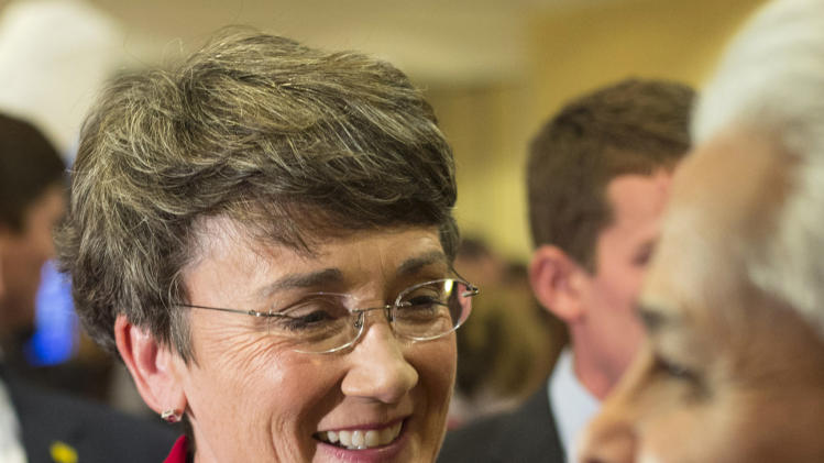 DOE report faults $450K payments to ex-Rep. Wilson