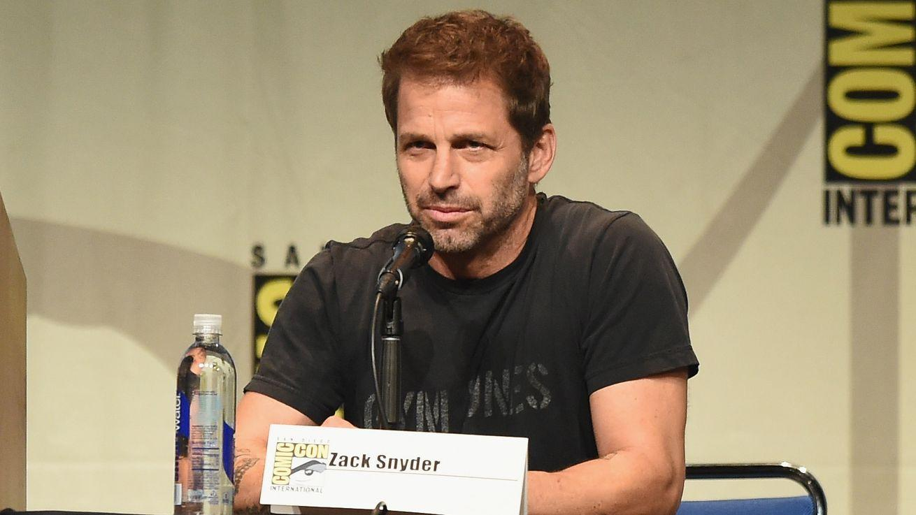 Zack Snyder defends Man of Steel, says he never changed Superman