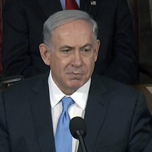 Israeli prime minister's speech to Congress draws scorn from Obama, Democrats
