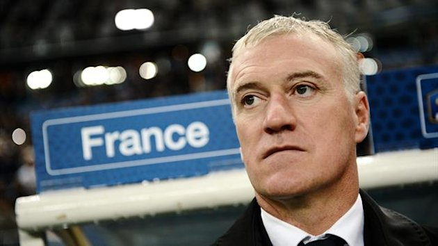 Deschamps France 2012
