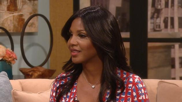 Toni Braxton on Access Hollywood Live, February 4, 2013  -- Access Hollywood