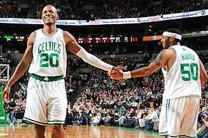 Older but not better, Celtics keep the faith