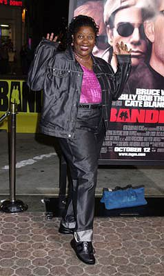 Premiere: Loretta Devine at the Westwood premiere of MGM's Bandits - 10/4/2001 