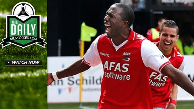 The Daily 5/10 - Weekend preview, Disciplinary Committee, Altidore wins Dutch Cup