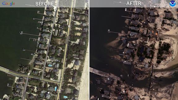 Hurricane Sandy Exposes Jersey's Marsh Mistakes