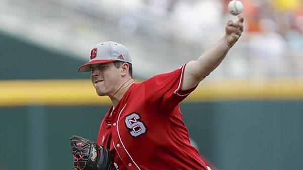 Post NC State CWS win against UNC