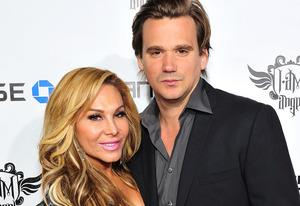 Adrienne Maloof and Sean Stewart | Photo Credits: Jerod Harris/Getty Images
