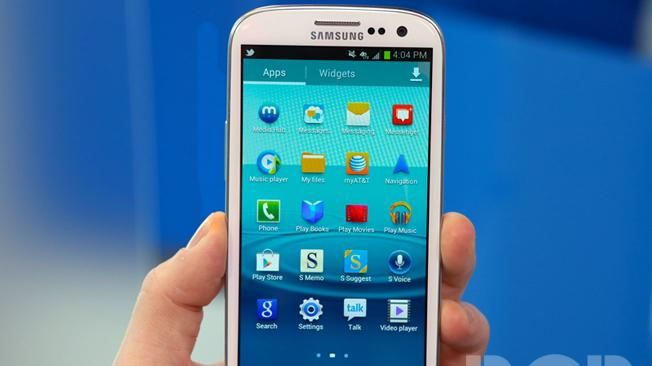Four-inch Samsung Galaxy S III 'mini' appears in retail listing without NFC