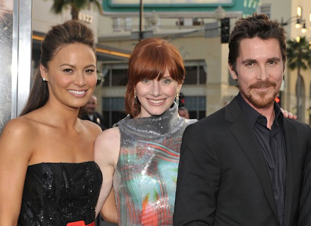 Terminator Salvation LA premiere 2009 Moon Bloodgood Bryce Dallas Howard Christian Bale