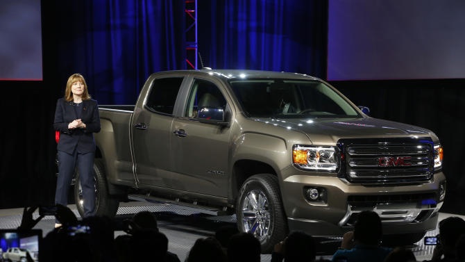 GM: Refinement will lure buyers to new small truck