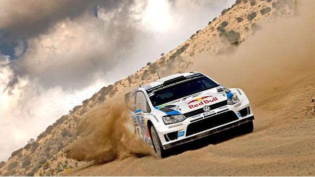WRC - Ogier takes overall lead with Mexico win