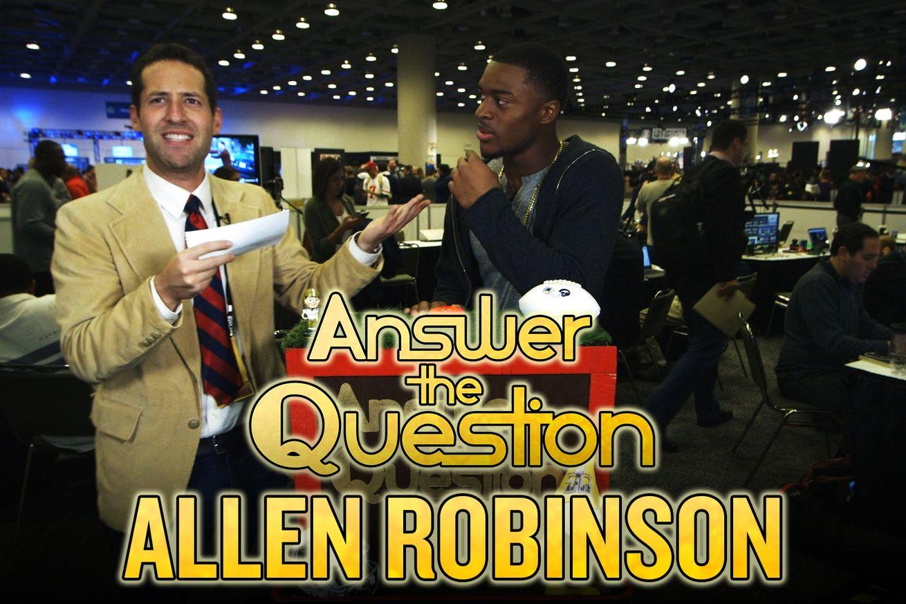 2016 Super Bowl: Allen Robinson knows the only way to stop Cam Newton's dancing
