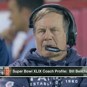 Coaches Show: New England Patriots head coach Bill Belichick vs. Seattle Seahawks head coach Pete Carroll