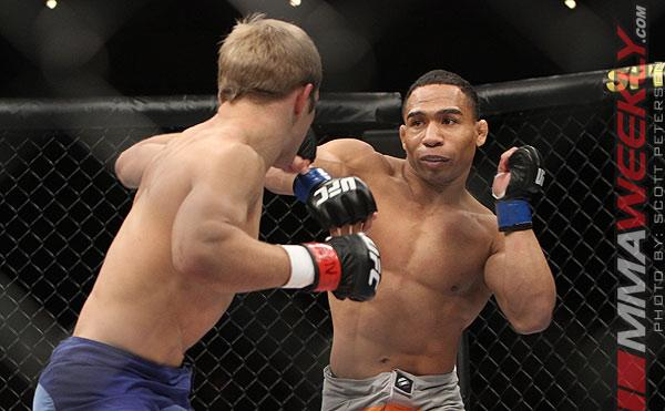 UFC 166 Gains Flyweight Bout Between John Dodson and Darrell Montague