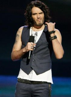 Russell Brand Hosting MTV&nbsp;&hellip;