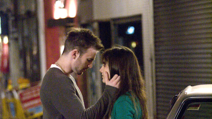 Chris Evans Camilla Belle Push Production Stills Summit 2009