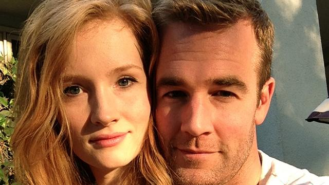 James Van Der Beek & Wife Welcome Baby No. 3