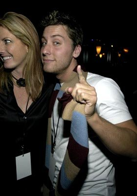 Lance Bass Maxim Blender party - 1/15/2004 Sundance Film Festival