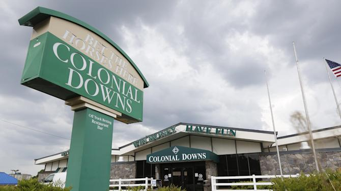 Va. betting parlors closed to Triple Crown wagers