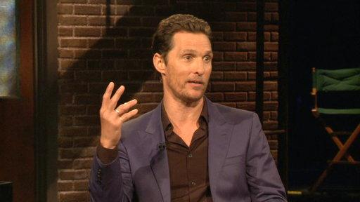 Matthew McConaughey: How Many Takes