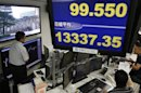 Asian shares under pressure, Indian currency buckles