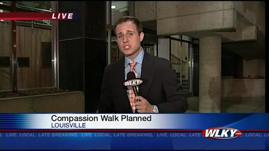 Compassion walk planned for victims of gun violence