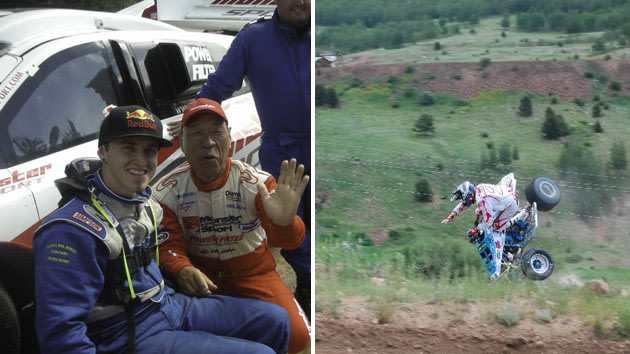 Quadriplegic at Pikes Peak