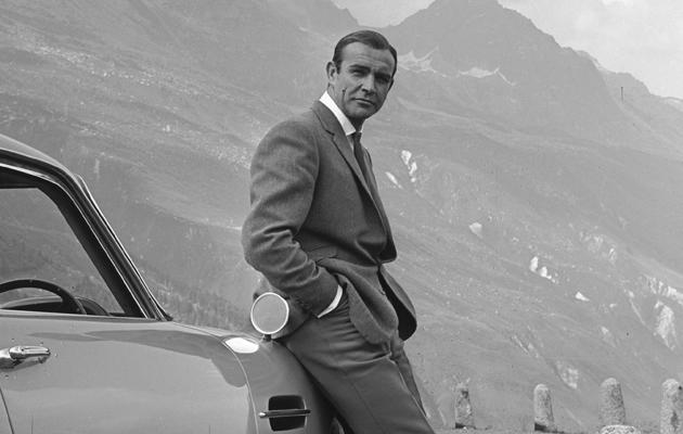 Designing 007 - Fifty Years of Bond Style exhibition