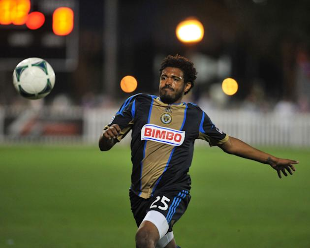 Philadelphia Union v Olando City
