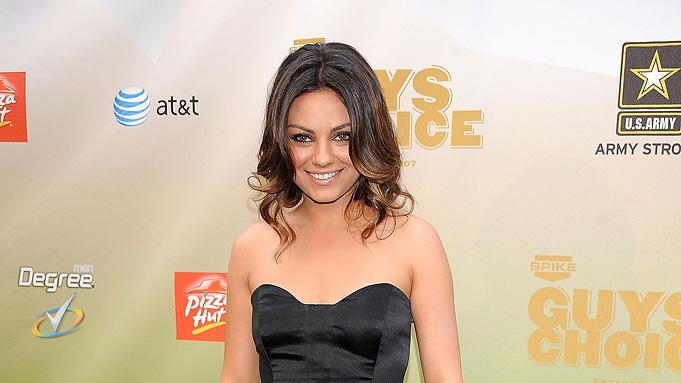 Spike TV Guys Choice Awards 2009 Mila Kunis