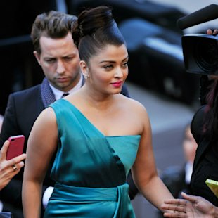 Aishwarya's tall tales in teal
