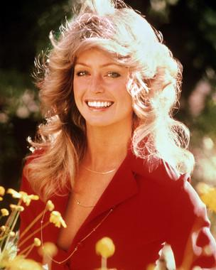 "Jill Munroe on ""Charlie's Angels,"" played by Farrah Fawcett"