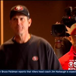 Jim Harbaugh Officially Out As 49ers Head Coach