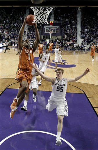 McGruder leads No. 25 K-State past Texas 84-80