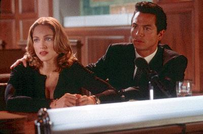 Madonna and Benjamin Bratt in Paramount's The Next Best Thing