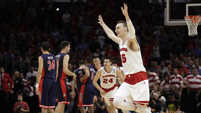 Madness in :68 - Sweet, sour finish for final teams