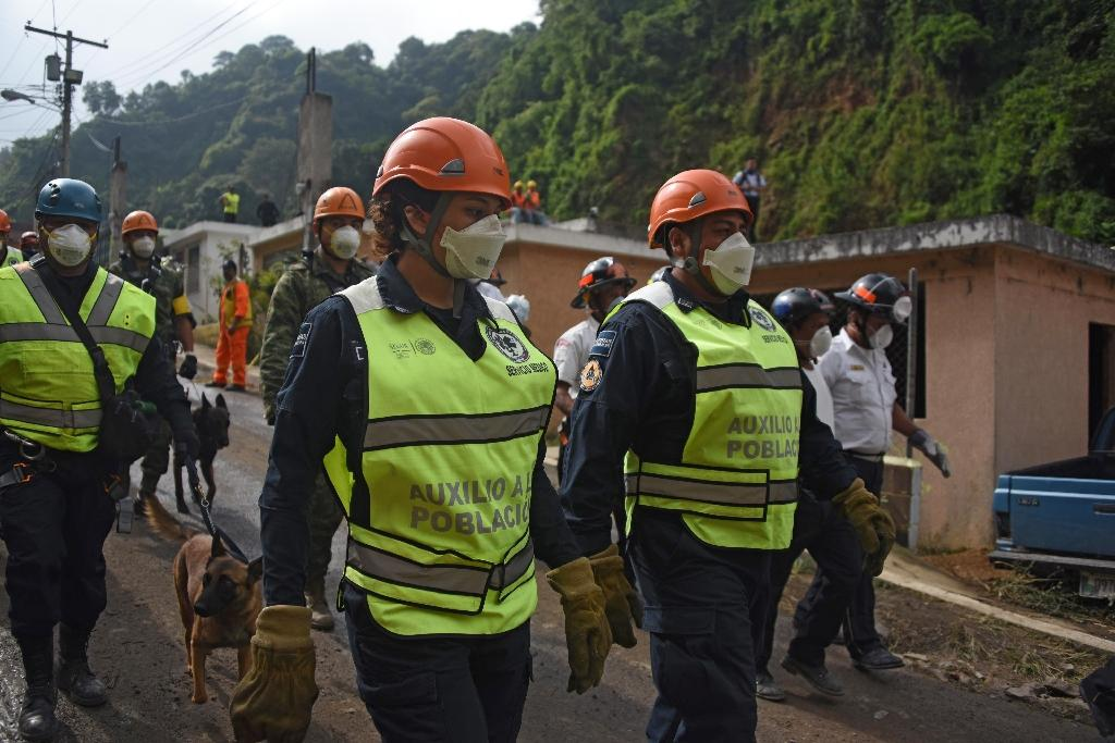 Death toll from Guatemala landslide rises to 191: official