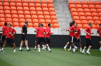 Canada looks to continue learning against the United States