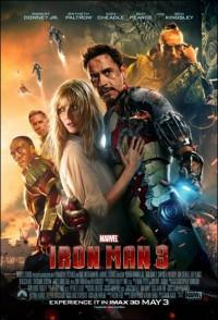 Disney CFO Says 'Iron Man 3′ Sales Could Hit $1.2B But Won't Match 'The Avengers'