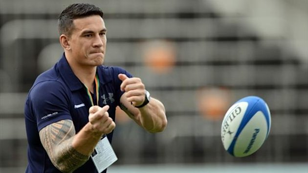 Sonny Bill Williams (AFP)
